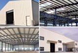Structure métallique d'entrepôt préfabriqué, cloche de structure métallique