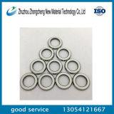 Режущий диск плитки с металлической лоснистой и высокой поверхностной точностью