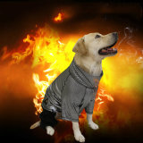 Salopette de crabot Rleece de vêtements chauds réversibles r3fléchissants de Heatpaw grande