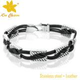 Stlb-024 vendent les bracelets bon marché d'or de mode pour les hommes