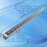 Rondella impermeabile esterna 18W della parete di IP65 LED