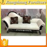 Живущий софа лоббиа мебели 3-Seater ткани комнаты (JC-K13)