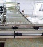 Línea de mármol artificial de la protuberancia de la hoja del PVC