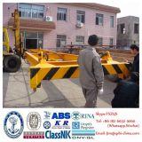 Écarteur de levage mécanique d'écarteur de conteneur d'exécution manuelle