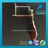 Kundenspezifisches Fabrik-Preis-Aluminiumprofil für Walzen-Blendenverschluss-Tür-Fenster