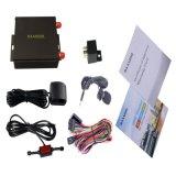 Sistema de seguimento do veículo do sistema de seguimento GPS do programa de aplicação do sensor do combustível Bn-105A