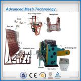 Прямая и обратная Twisted шестиугольная машина плетения провода