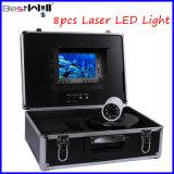 CCD-UnterwasserÜberwachungskamera Cr110-7q mit Bildschirm dem 7 '' Digital-LCD färben
