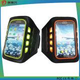 Entrenamiento de la caja del brazal del deporte para el iPhone o móvil de Android