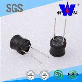 Grootte 8*10mm Radiale Inductor Leadedpower/Vaste Inductor 1mh
