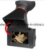 """800X480 Professional Visor LCD de câmera de 3,5 """""""