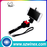 Mini palillo de Selfie de la talla con Monopod universal sin hilos Selfiestick