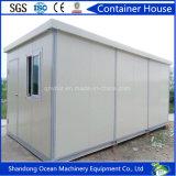 Casa modular bien diseñada del móvil de la casa del envase de la venta caliente