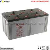 Батарея батареи силы/глубоко геля длинной жизни цикла 2V 800ah