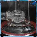 De goedkope Duidelijke Rokende Pijp van het Glas van de Percolator