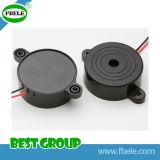 Avertisseur sonore piézo-électrique externe de vente chaude avec le fil