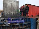 Máquina de empacotamento leve misturada da sucata de metal com grande saída