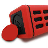 De fabriek paste Waterdichte Schokbestendige Stofdichte OpenluchtSpreker Bluetooth aan Mini (Oita-2200)