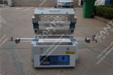 Fornace spaccata della valvola elettronica del rifornimento 1200c per l'esperimento del laboratorio
