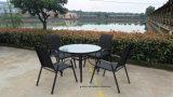 庭の家具のArmrestが付いている屋外のTextileneの椅子