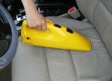 90W al aire libre aspiradora de tipo ciclón portátil con encendedor del coche