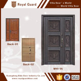 문 또는 입구 단 하나 문 디자인 또는 알루미늄 Windows 및 문