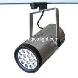 12X1w lumière de piste de la haute énergie DEL