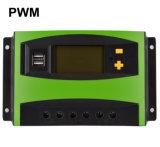 controlador solar da carga de 48V 40A PWM para o sistema de energia solar