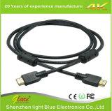 Câble à grande vitesse de 1080P HDMI avec l'Ethernet