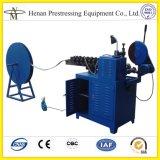 40mmから160mmの円形の螺線形の波形のポスト張力管か管機械