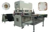 O papel de máquina cortando da tela industrial automática da folha de alumínio morre o cortador