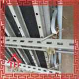 12 años del encofrado de la fabricación de pared de la construcción emiten el material con buena calidad