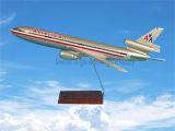 더글러스 DC-10 비행기 모형 항공기 제품