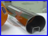 De titanium Met een laag bedekte Leuning van het Roestvrij staal