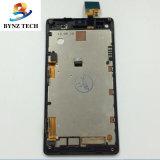 ソニーS36h L表示画面アセンブリのための携帯電話LCD