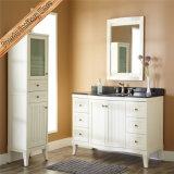 Fed-1825 определяют шкаф тщеты ванной комнаты двери твердой древесины раковины изогнутый