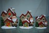 Diverse Ambacht van de Houder van de Kaars van Kerstmis van de Stijl voor Huis