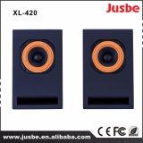 Altofalante do monitor do altofalante estereofónico XL-420 10W dos multimédios