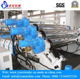 Hoja de los PP que hace la máquina/la cadena de producción