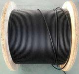 Cabo ótico blindado ao ar livre da fibra de GYTS em redes de telecomunicação