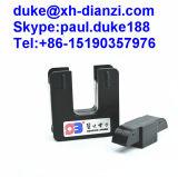 "Transformador atual 333mv de núcleo rachado do tamanho indicador do UL Sct-019/Sct-0750 0.75 do Ce do "" mini"