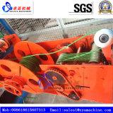 Веревочка моноволокна PE/HDPE/PP делая машину штрангя-прессовани
