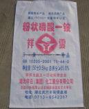 Saco laminado tela tecido PP do fertilizante