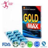 Goldmaximale Kapsel-sexuelle Verbesserungs-Pille für Männer