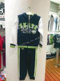 스퀘어 6652 아이 옷에 있는 스포츠 옷 작풍 양털 소년 Tracksuits