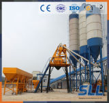 Heiße verkaufen25m3 Bandförderer-konkrete stapelweise verarbeitende Station-Pflanze