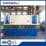 Hydraulische Presse-Metallplattenbremse für Verkauf (WC67Y-125TX4000)