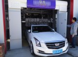 Automatisches Förderanlagen-Auto-waschendes System mit Polierpinseln