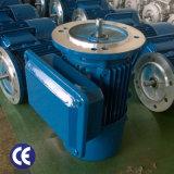 単一フェーズモーター(0.75kW- 1HP、230V/50Hz 1450rpmのアルミニウムフレームB5)