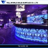 Contatore di qualità superiore di ricezione del ristorante dell'alimento illuminato LED della mobilia del ristorante